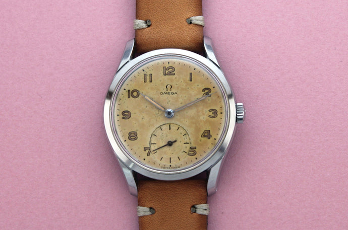 OMEGA Ref 2639 Sub Second (1951)