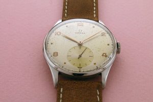 OMEGA Jumbo Calibre 30T2 Sub Second (1947)