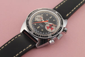"YEMA Sous Marine ""Big Eye"" Chronograph (1970)"