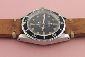 ROLEX Submariner 5513 Meters First Glossy Dial (1965)