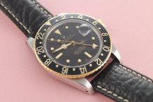 Load image into Gallery viewer, ROLEX GMT-Master 16753 Nipple Dial (1985)