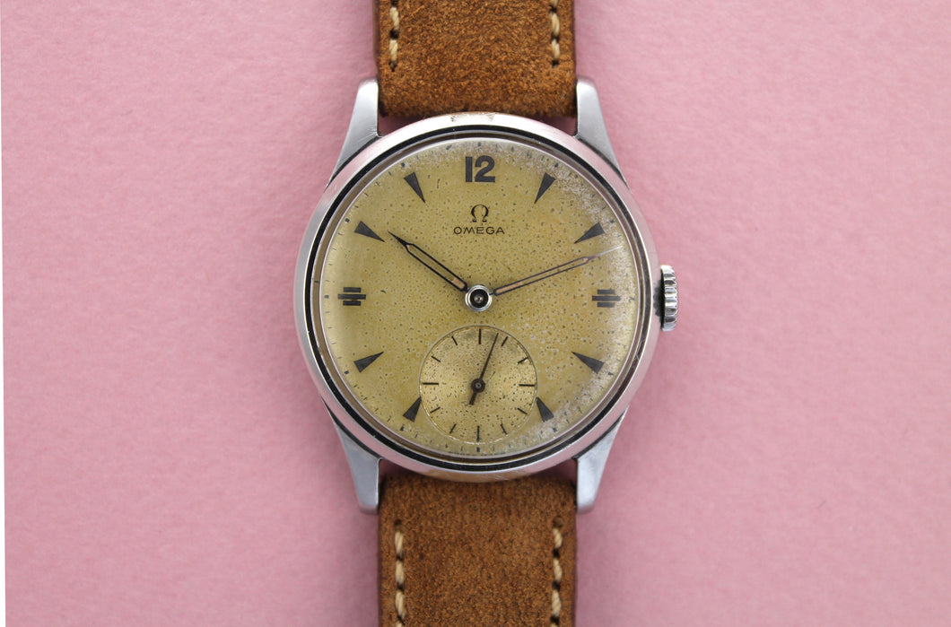 OMEGA Calibre 265 Sub Second (1949)