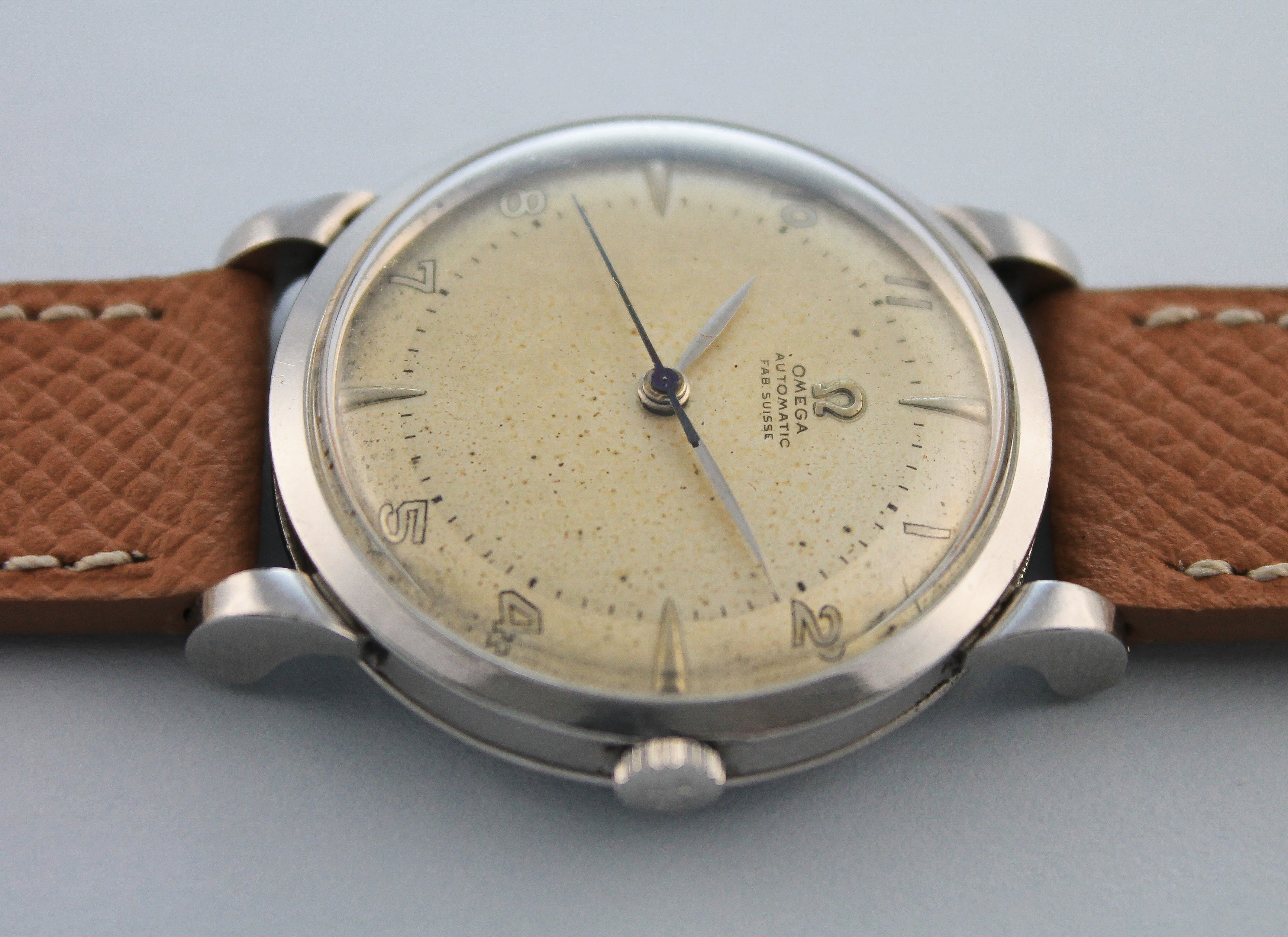 OMEGA Fab Suisse Cal 351 Automatic Bumper (1949)
