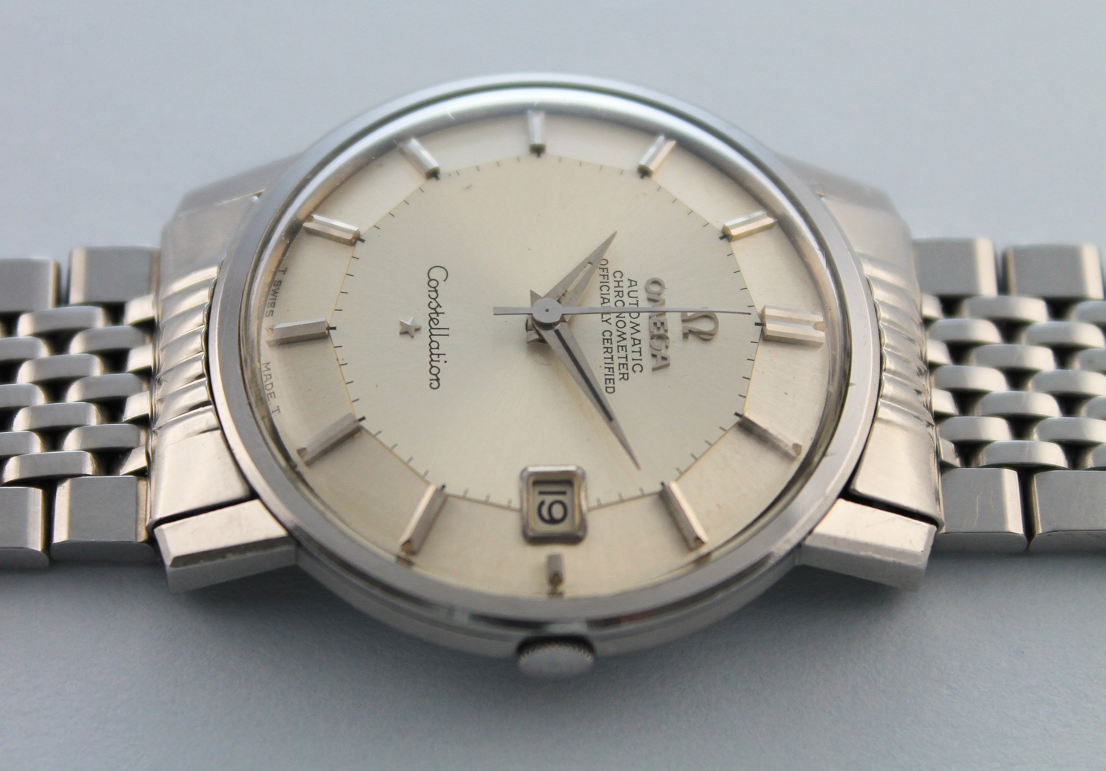 OMEGA Constellation Pie Pan Ref 168.010 Cal 564 (1966)