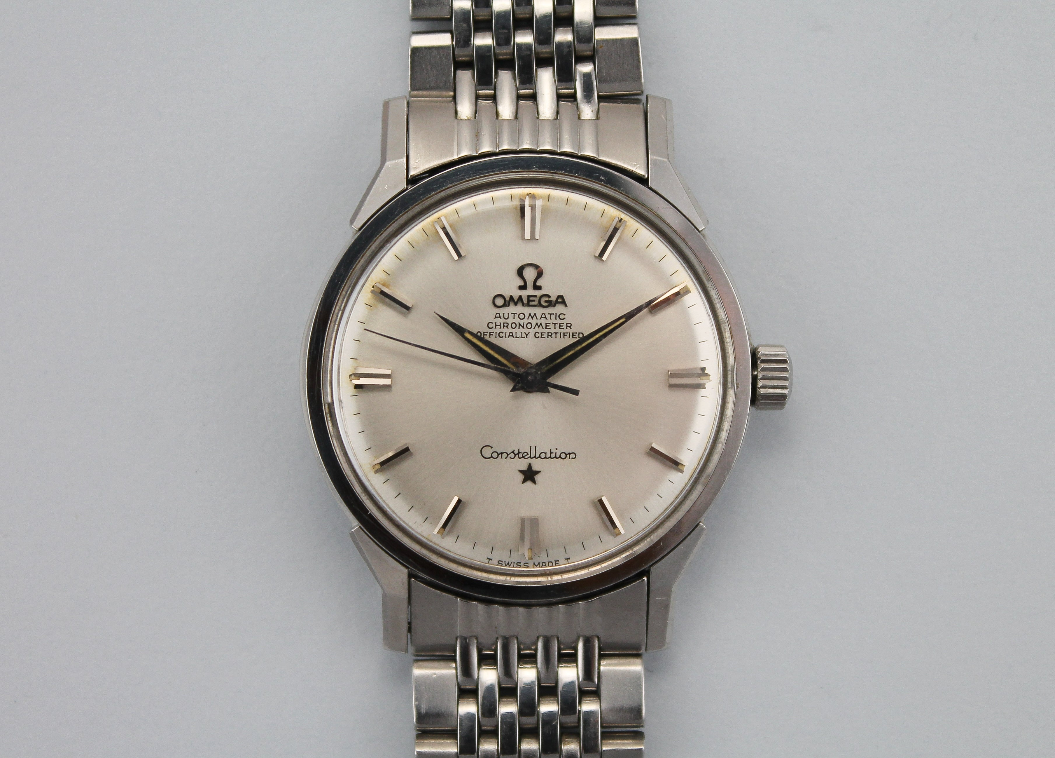 OMEGA Constellation Automatic ref 167.005 Cal 551 (1966)