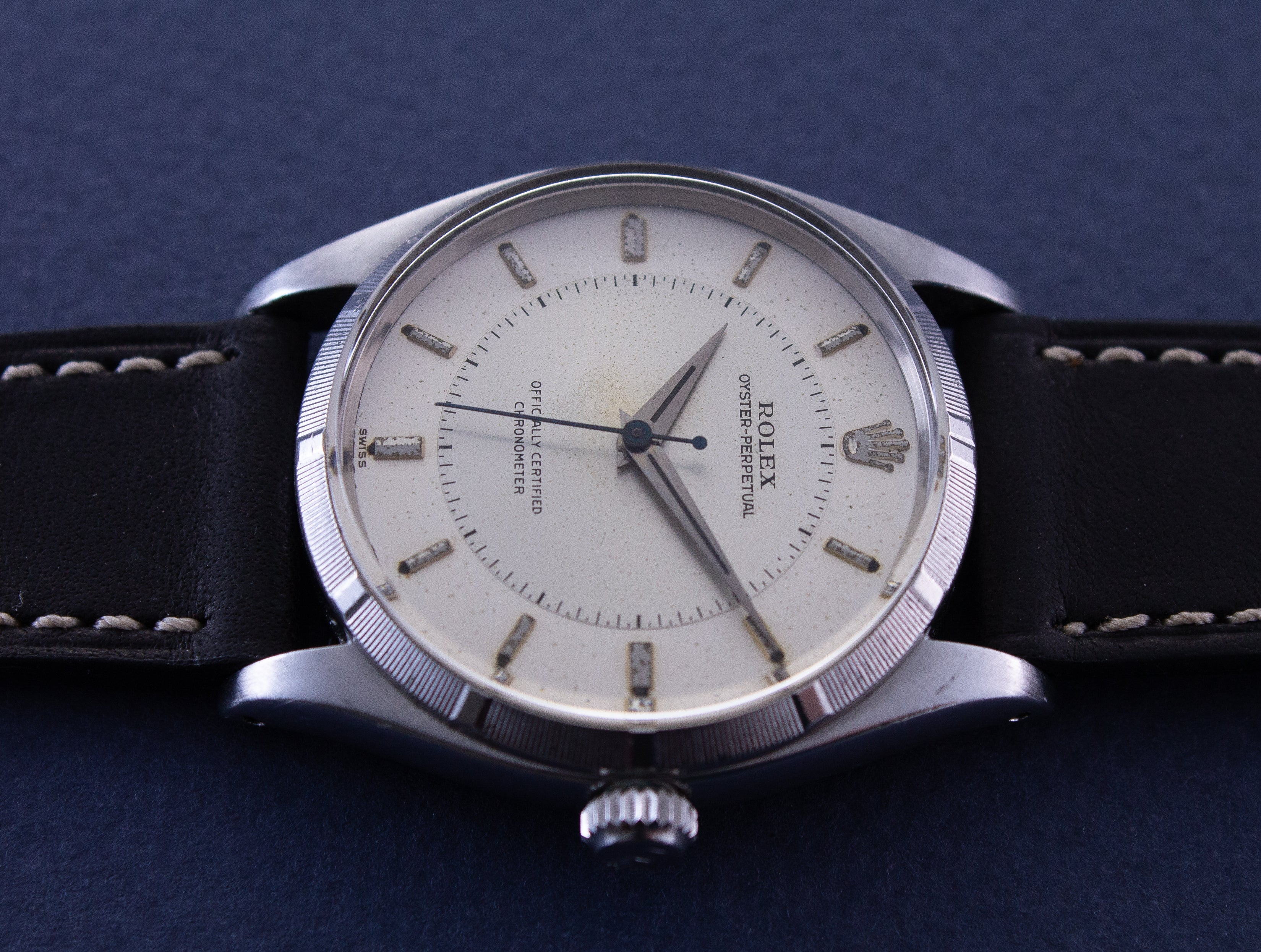 ROLEX Oyster Perpetual Ref 6565 (1958)