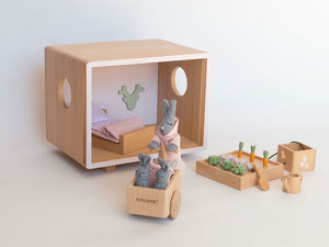 French Rabbit Doll - Assortment