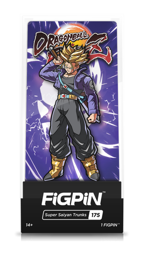Dragon Ball Z Super: Super Saiyan Trunks FiGPiN
