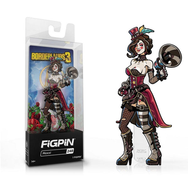Borderlands: Mad Moxxi FiGPiN Standard