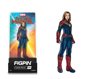 CAPTAIN MARVEL: Captain Marvel FiGPiN
