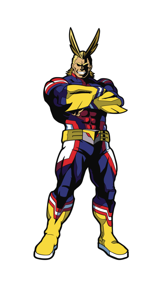 MY HERO ACADEMIA: All Might FiGPiN