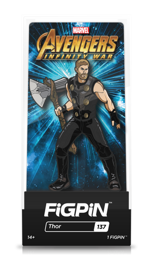 MARVEL AVENGERS INFINITY WAR: Thor FiGPiN