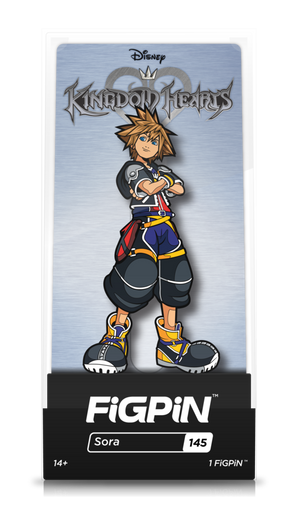 KINGDOM HEARTS: Sora FiGPiN
