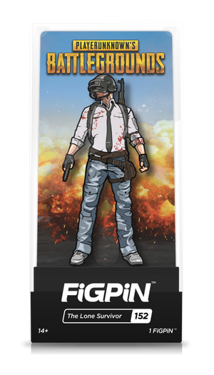 PUBG: The Lone Survivor FiGPiN