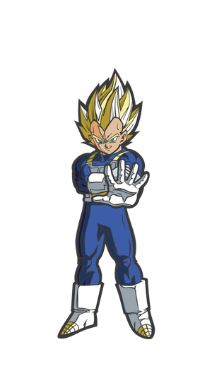 Dragon Ball Z: Super Saiyan Vegeta FiGPiN