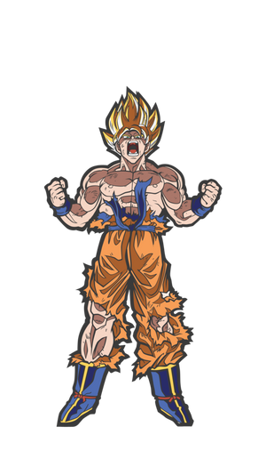 Dragon Ball Z: Super Saiyan Goku FiGPiN