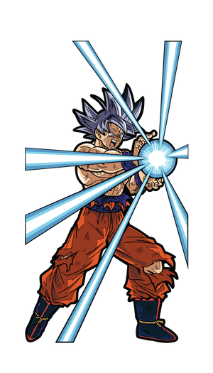 Dragon Ball Super: Ultra Instinct Goku