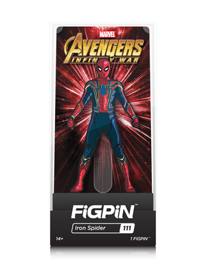 MARVEL AVENGERS INFINITY WAR: Iron Spider FiGPiN
