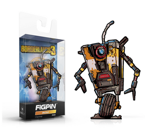 Borderlands: Claptrap FiGPiN Mini