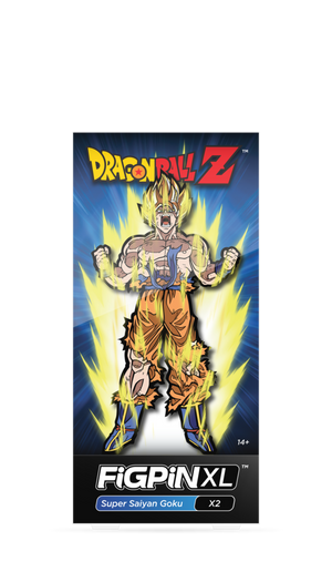 Dragon Ball Z: Super Saiyan Goku FiGPiN XL