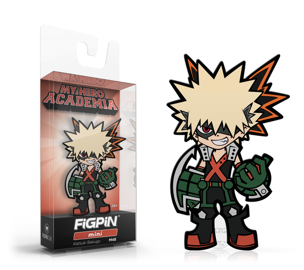 My Hero Academia: Katsuki Bakugo Mini