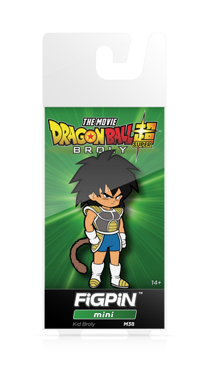 Dragon Ball Super - Broly Movie: Kid Broly FiGPiN Mini