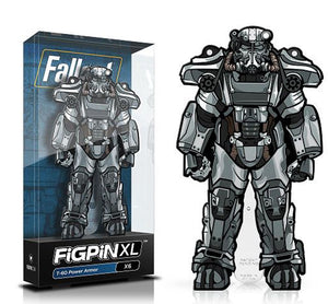 Fallout: T-60 Power Armor FiGPiN XL