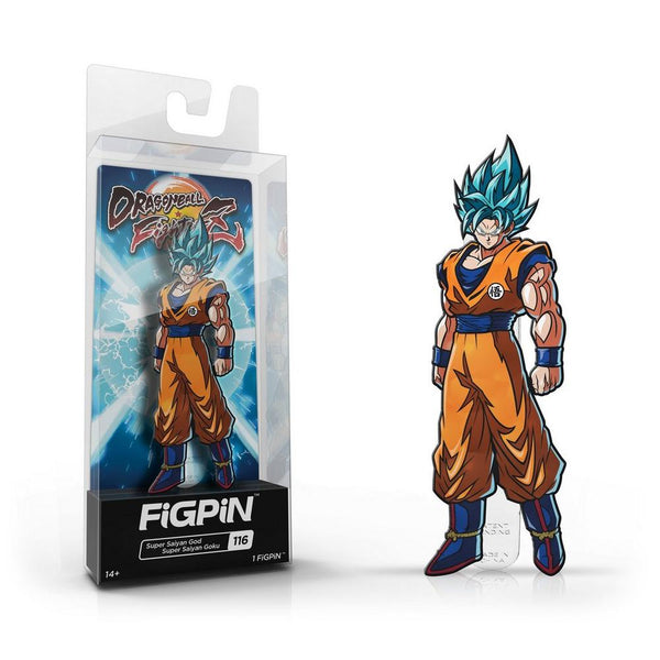 Dragon Ball FighterZ: Super Saiyan God, Super Saiyan Goku FiGPiN Standard