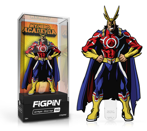 My Hero Academia: All Might (Silver Age) FiGPiN