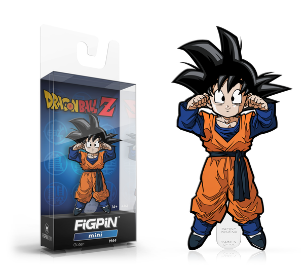 Dragon Ball Z: Goten FiGPiN Mini