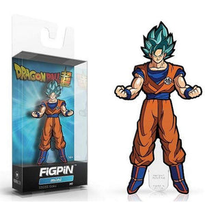 Dragon Ball Super: Super Saiyan God Super Saiyan Goku FiGPiN Mini