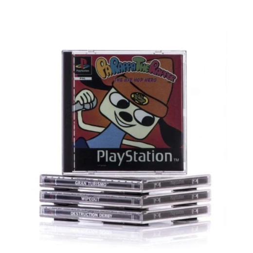 Official Sony PlayStation Games Coasters - Volume 1 (SONY)