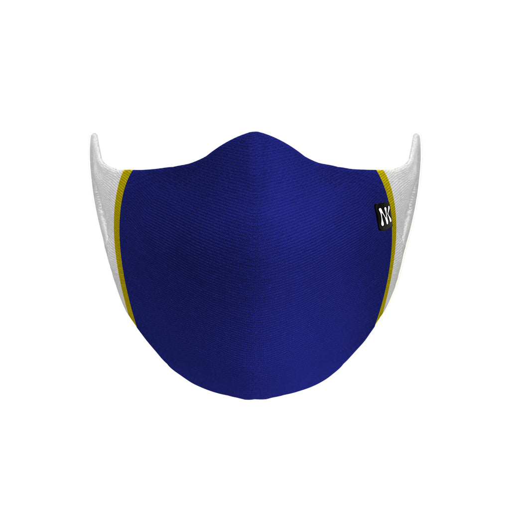 Nanoknit Ultra Fit Electric Blue [2 Masks/Pack]