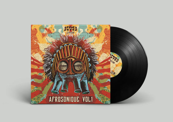 VARIOUS ARTISTS - Afrosonique Vol 01