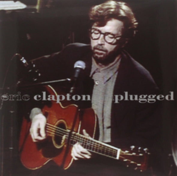 vinyl - ERIC CLAPTON - Unplugged (live MTV unplugged)