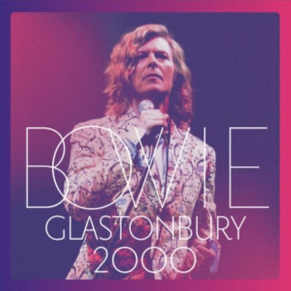 vinyl | vinil | 3LP | David Bowie - Glastonbury 2020 (live)