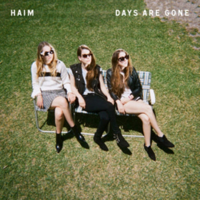 vinyl / vinil HAIM - Days Are Gone