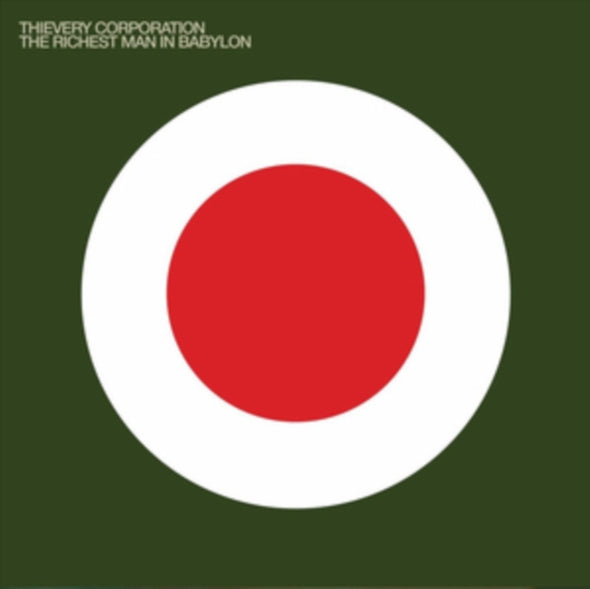 THIEVERY CORPORATION - Richest Man In Babylon