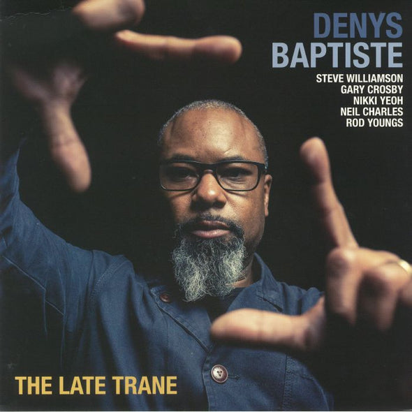 vinyl | vinil | Denys BAPTISTE - The Late Trane (used)