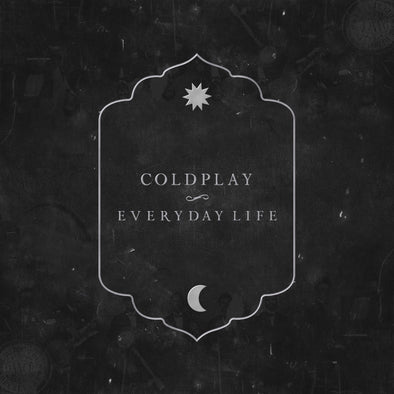 vinyl | vinil | COLDPLAY - Everyday life | Grammy 2021 nomination Album Of The Year