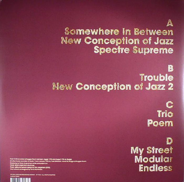 Bugge WESSELTOFT - New Conception Of Jazz