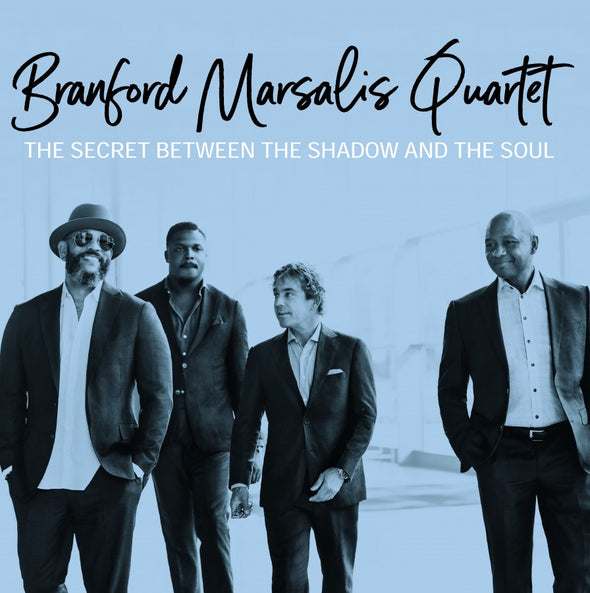 (vinyl) BRANFORD MARSALIS QUARTET - THE SECRET BETWEEN THE SHADOW AND THE SOUL
