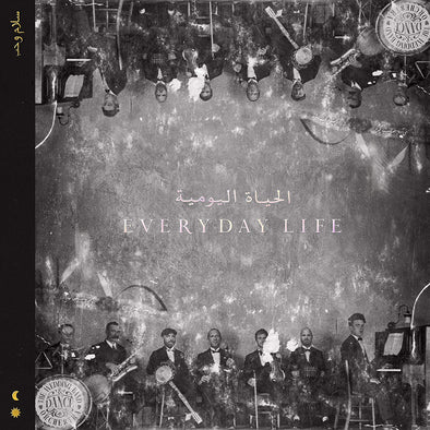 vinyl vinil - COLDPLAY - Everyday life