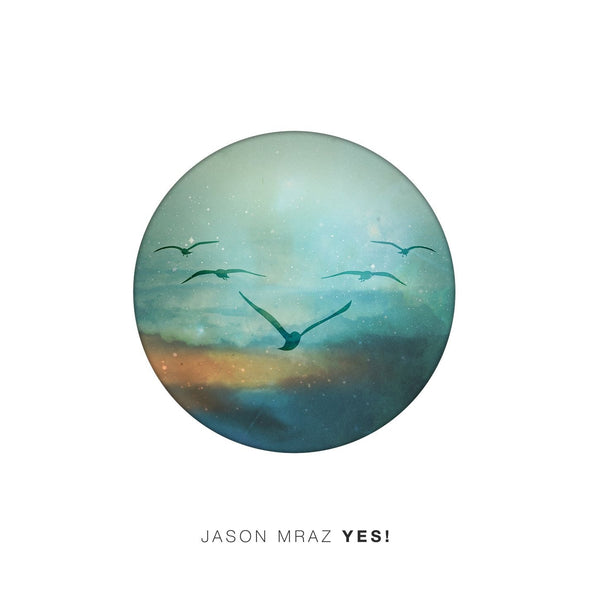 vinyl | vinil | JASON MRAZ - Yes