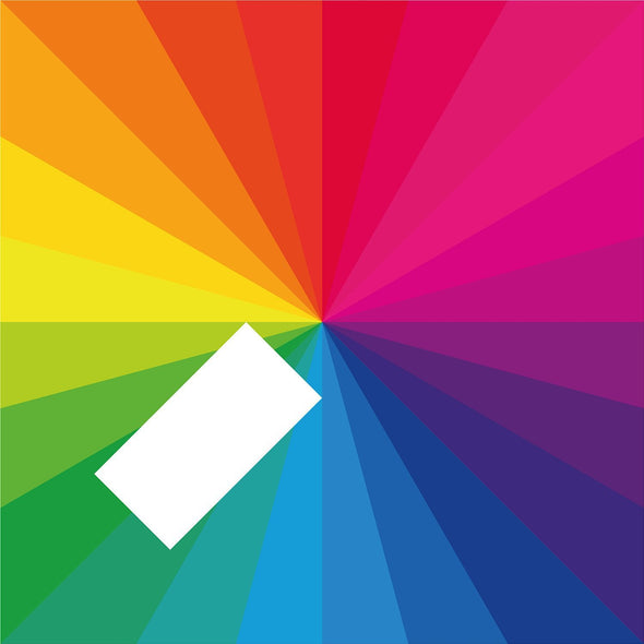 vinyl / vinil JAMIE XX - In Colour