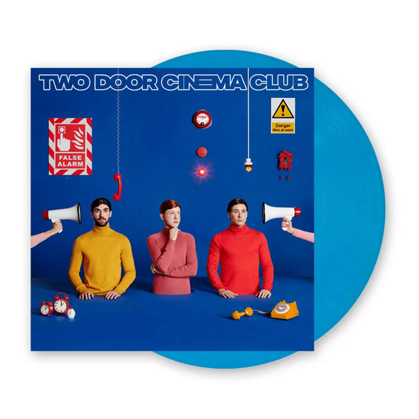 TWO DOOR CINEMA CLUB - False Alarm (Limited Blue Vinyl)