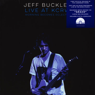 vinyl | vinil | JEFF BUCKLEY - Live On Kcrw: Morning Becomes Eclectic | used | sh |