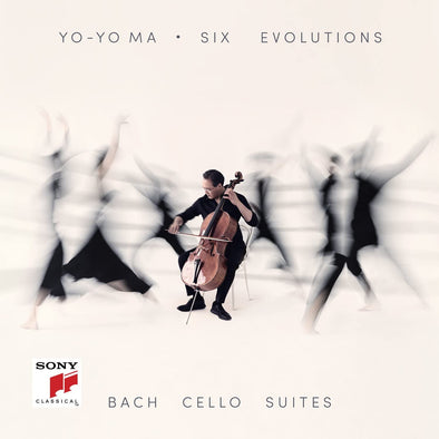 vinyl | vinil | YO-YO MA - Six Evolutions - Bach: Cello Suites (3LP)