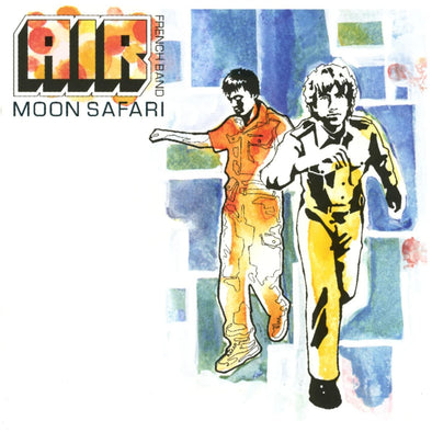 vinyl / vinil AIR - Moon Safari