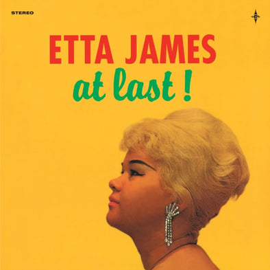 ETTA JAMES - At Last! LP + 7'' SINGLE